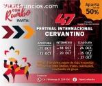 Viaje al Cervantino 2019