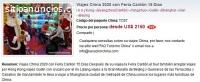 Viajes China 2020 con Feria Cantón