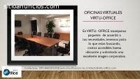 VIRTU-OFFICE CUENTA CON OFICINAS VIRTUAL