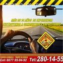 Animate a manejar con nosotros