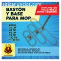 Base para mops metálicos