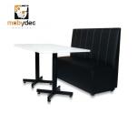 Booths sillones para negocios mobydec