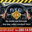 Clases de manejo en Culiacán aparta!!