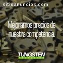 Compra de CARBURO DE TUNGSTENO en TAB