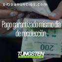 Compra de CARBURO DE TUNGSTENO en Ver.