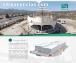 Constructora Naves Industriales | Arquit