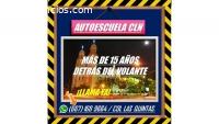 CONTRATA TU CURSO DE MANEJO AHORA!!