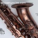 Cora King Pro Series Copper Vintage Sax