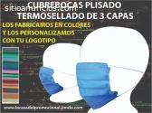 CUBREBOCAS PERSONALIZADOS TERMOSELLADOS