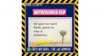 CURSOS DE MANEJO INSCRIBETE HOY!!