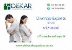 Divorcio  Económico en Nezahualcóyotl