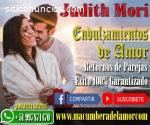 ENDULZAMIENTO DE AMOR JUDITH MORI