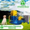 EXTRUSORA ELÉCTRICA MODELO MKED80B