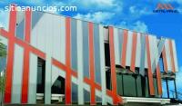 Fachadas ventiladas – venta e instalacio