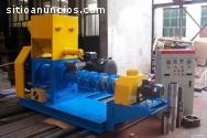 flotantes para peces 500-600kg/h 55kW
