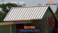 Insulpanel Fanosa techo y muro