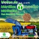 Meelko para máquinas granos de centeno