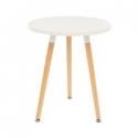 Mesa lateral milan mesas minimalistas