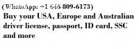 Pasaporte de EE. UU., Licencia de conduc