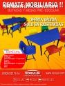 Remate de Mesas y sillas infantiles