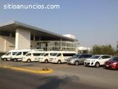Renta de camionetas de 6,14,20 pasajeros