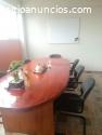 Renta sala ejecutiva,buenos servicios