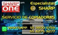 REPARACION DE COPIADORAS SHARP