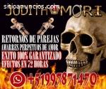 RETORNOS DE PAREJAS JUDITH MORI