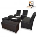 Salas lounge en venta mobydec muebles