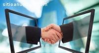 Servicios como representante de ventas