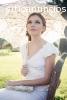 Sombrilla de encaje para novia