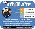TESIS TESINAS PROYECTOS CORRECCIONES