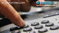 UBIACIONES DE CELULARES Y LLAMADAS