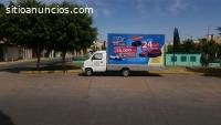 Vallas Móviles baratas en Tenosique