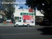 Vallas Móviles en Calkiní, Campeche