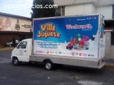 Vallas Móviles en Carmen, Campeche