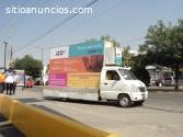 Vallas Móviles en Champotón, Campeche