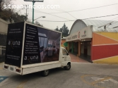 Vallas Móviles en Delicias, Chih