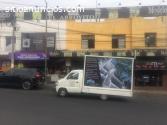 Vallas Móviles en Huamantla