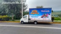 Vallas Móviles en Manzanillo, Colima