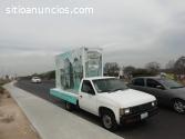 Vallas Móviles en Nuevo Laredo