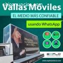 Vallas Móviles en Reynosa