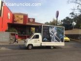 Vallas Móviles en Santa Cruz Xoxocotlán