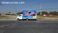 Vallas Móviles en Tlaxcalancingo Puebla