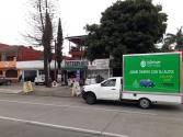 Vallas Móviles en Tuxtla Gutiérrez