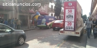 Vallas Móviles en Valladolid, Yucatán