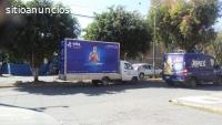 Vende Más, con Vallas Móviles en Nogales