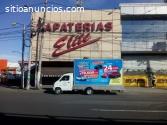 Vende Más, con Vallas Móviles en Tampico