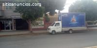 Vende Más,Vallas Móviles en Nuevo Laredo