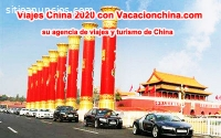 Viajes China 2020 con Vacacionchina
